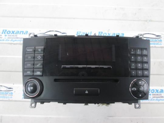 navigatie Mercedes C 220 203 cdi