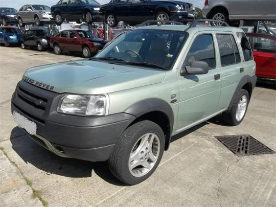 Vindem rampa injectoare Land Rover Freelander 2.0 CDT 0445214011