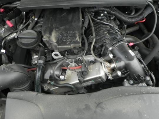 Vindem egr BMW 318 D E91