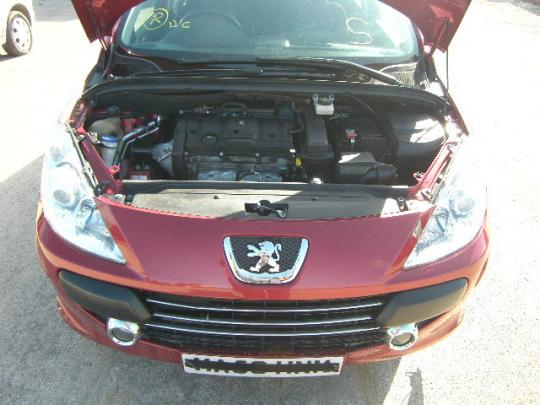 Vindem carenaj roata Peugeot 307 2001/01 - 2007