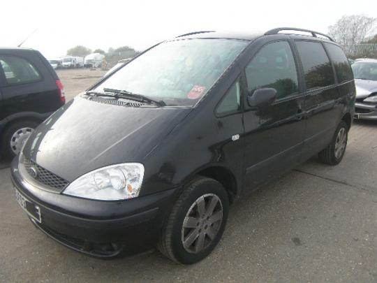 egr Ford Galaxy 1.9tdi