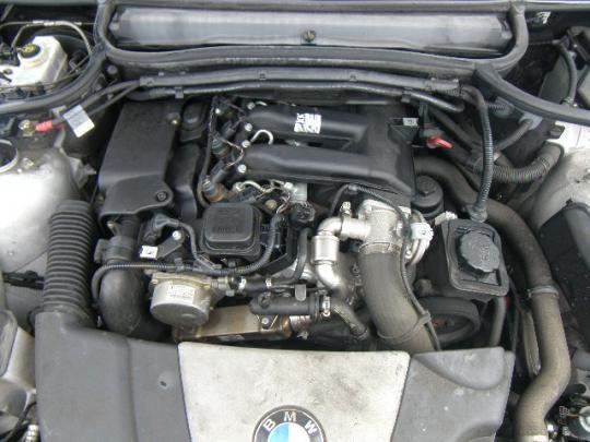 VINDEM TURBOSUFLANTA BMW 320 E46