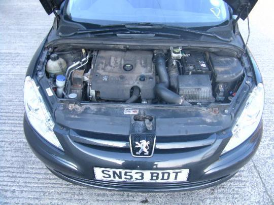 Vindem catalizator Peugeot 307  Break (3E) 2002/03-2007 original