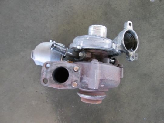 turbosuflanta Peugeot 307 1.6hdi 9hz 9660641380