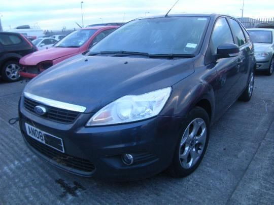 catalizator Ford Focus 2 facelift 1.6b