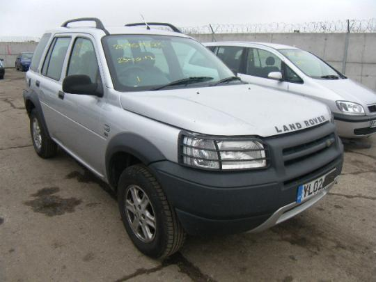 Vindem intrerupator avarie Land Rover Freelander 1.8