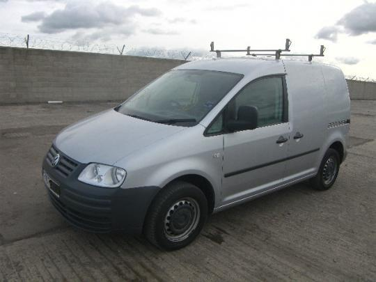 prag vw caddy 1.9tdi bls 77kw