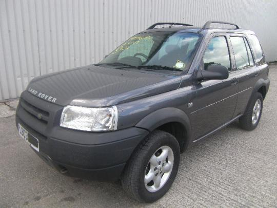 Vindem catalizator de land rover freelander 2.0d an 2002