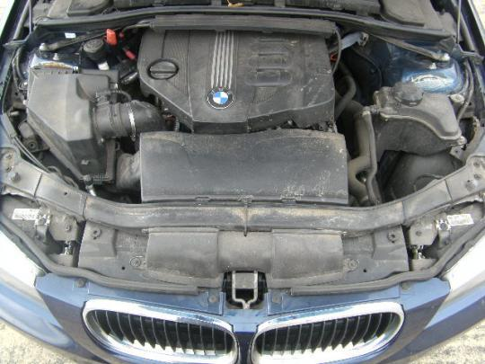 rampa injectoare bmw 320 e90