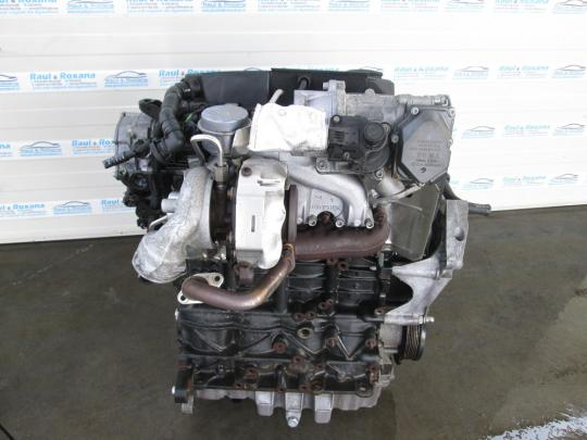 bloc motor Vw Caddy 1.9tdi bls