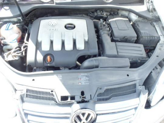 subansamble motor Vw Jetta motor bkd 2.0tdi