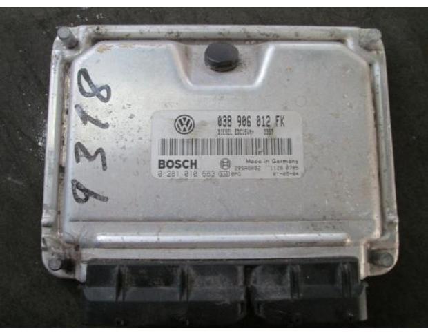 038906012fk calculator motor vw golf 4 1.9tdi atd