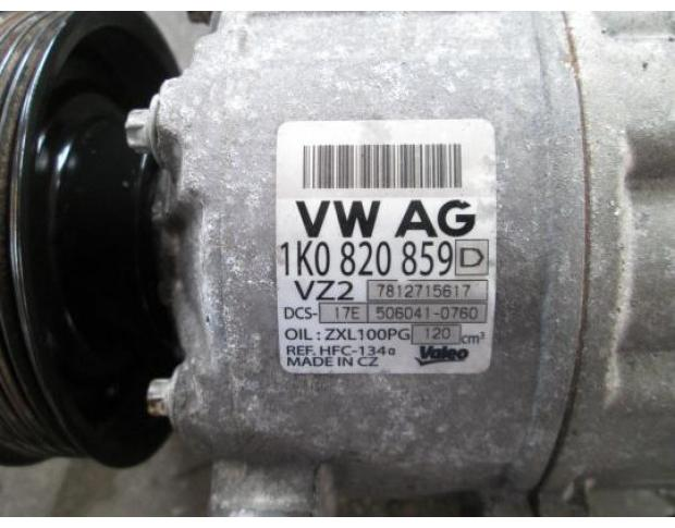 1k0820859d compresor de clima skoda octavia 2 1.9tdi bxe