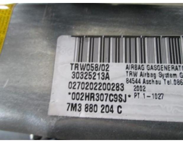 airbag pasager seat alhambra 1.9tdi auy 7m3880204c