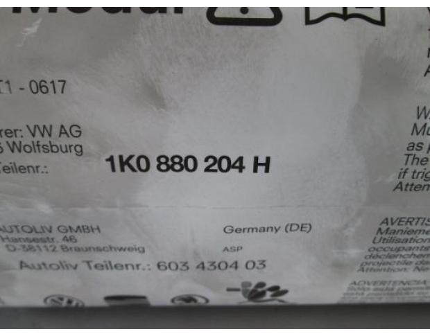 airbag pasager skoda octavia 2 1.9tdi bkc 1k0880204h