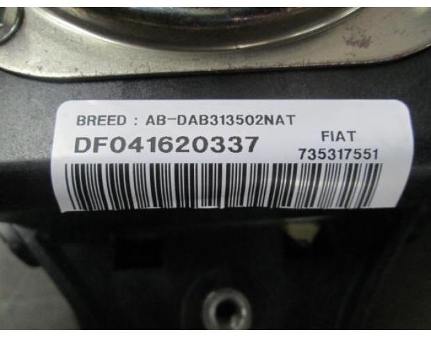 airbag volan fiat stilo 1.4 16v cod 735317551