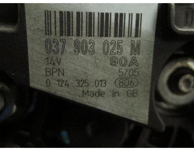 alternator 037903025m skoda fabia 1.2 bme