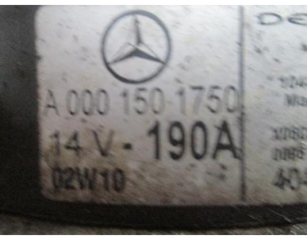 alternator a0001501750 mercedes c 200 cdi