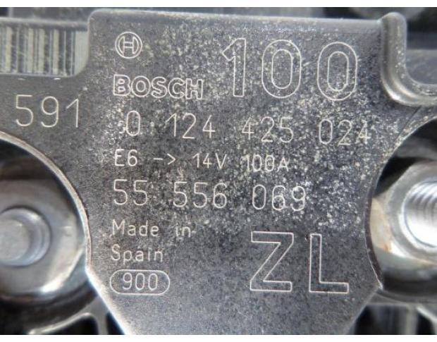 alternator opel astra h 1.4b z14xep 0124425024