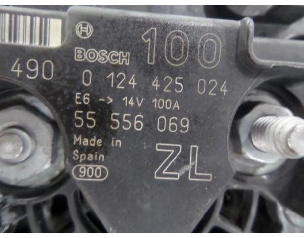 alternator opel astra h combi 1.4b z14xep 0124425024