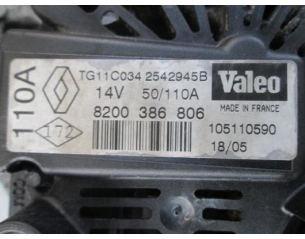 alternator renault megane 2 1.5dci 8200386806