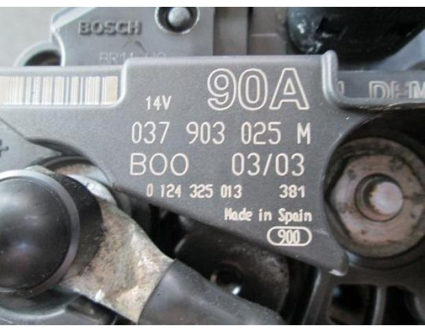 alternator seat cordoba 1.4 16v bby cod 037903025m