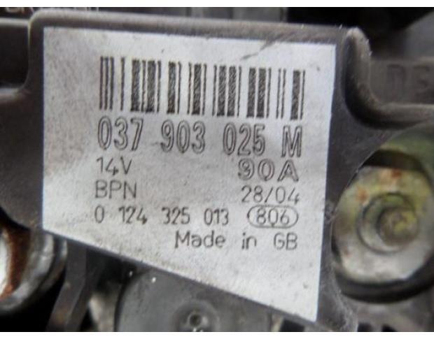 alternator skoda fabia 1.4 16v 037903025m