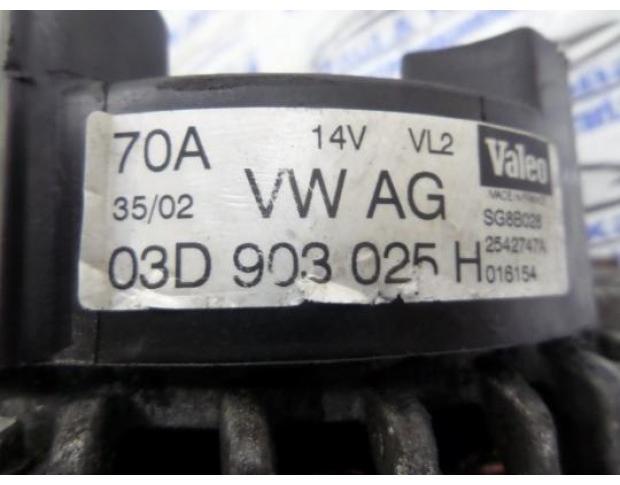 alternator vw polo 9n 1.2b 03d903025h