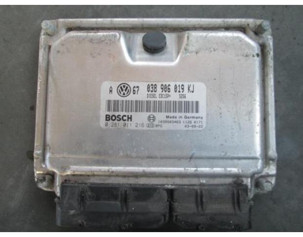 calculator motor 038906019kj vw golf 4
