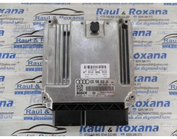 calculator motor audi a4 1.9tdi brb 03g906016ja