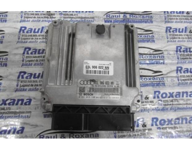 calculator motor audi a4 2.0tdi cag 03l906022nn