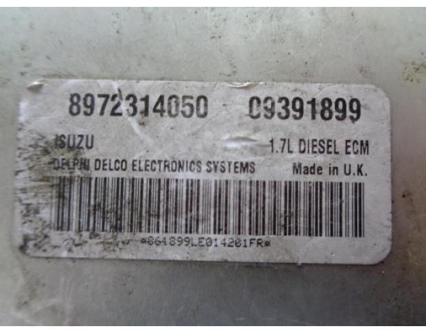 calculator motor opel astra g 1.7dti 09391899