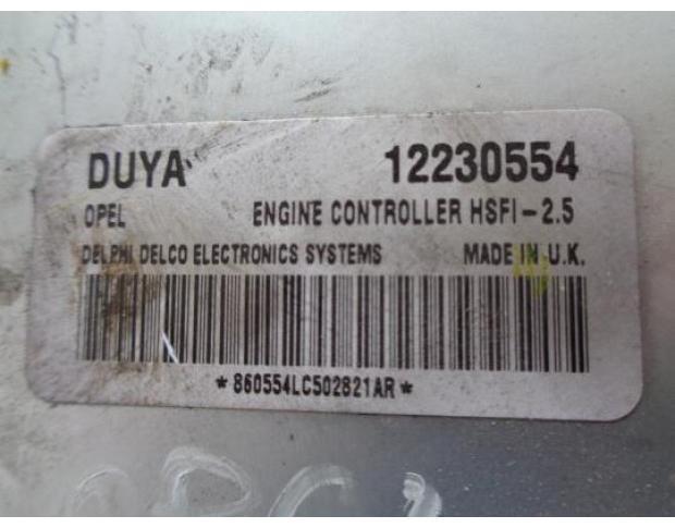 calculator motor opel astra g z16xe 12230554