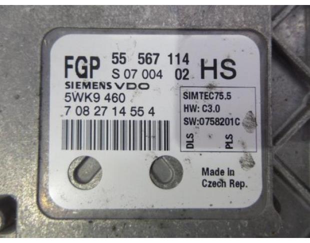 calculator motor opel astra h 1.6b z16xer 55567114hs