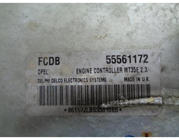 calculator motor opel astra h z16xep 55561172