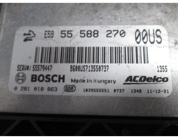 calculator motor opel corsa d 1.3cdti dtc 55588270