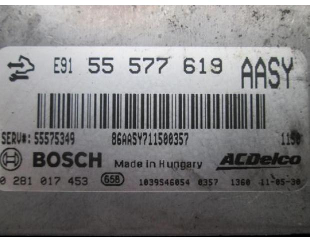 calculator motor opel insignia 2.0cdti a20dth 55577619
