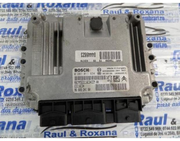 calculator motor peugeot 307 1.6hdi 9hz 0281011634