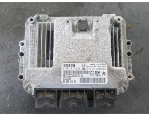 calculator motor peugeot partner 1.6hdi 9hw cod 0281012620