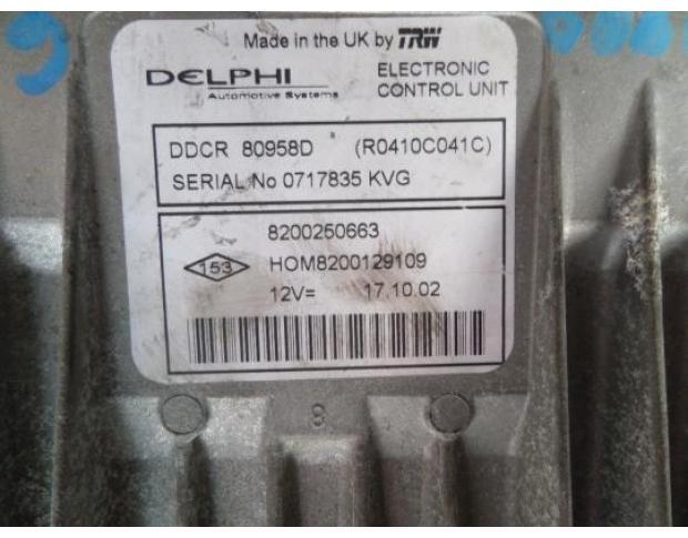 calculator motor renault kangoo 1.5dci 8200250663