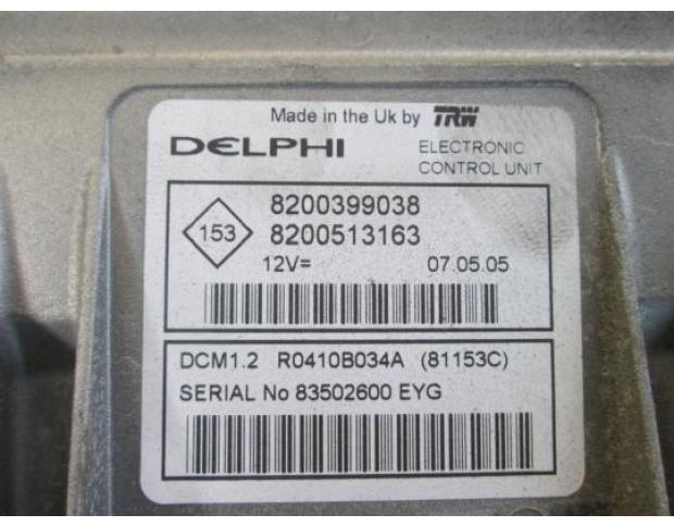 calculator motor renault megane 2 1.5dci 8200399038