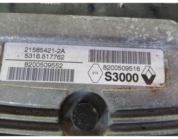 calculator motor renault megane 2 cabrio 1.6 16v cod 8200509516