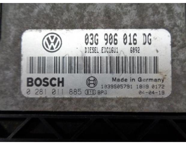 calculator motor seat altea 1.9tdi 03g906016dg