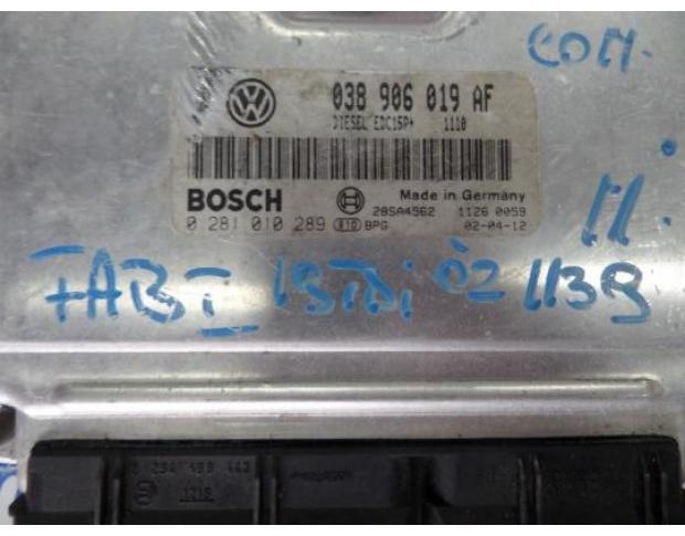 calculator motor skoda fabia 1.9tdi atd 038906019af