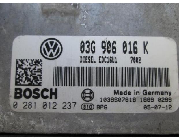 calculator motor skoda octavia 2 1.9tdi bkc 03g906016k