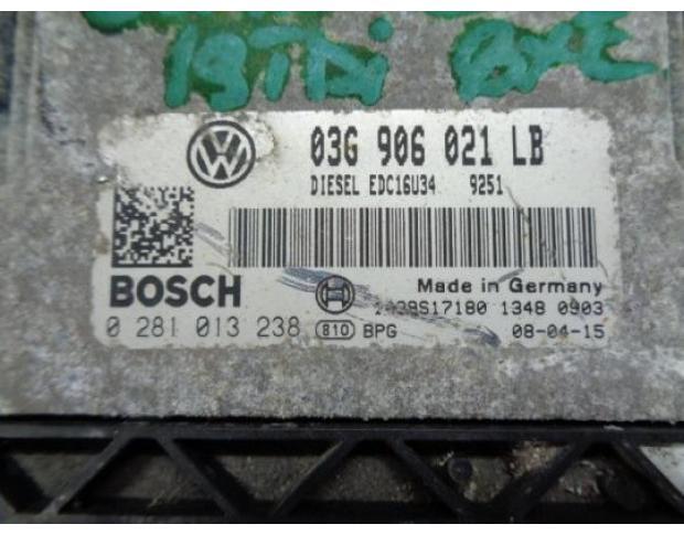 calculator motor skoda octavia 2 1.9tdi bxe 03g906021lb
