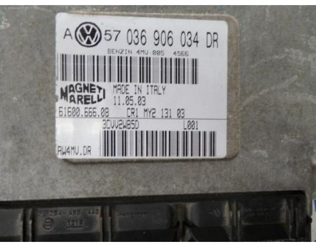 calculator motor vw golf 4 1.6 16v bcb 036906034dr