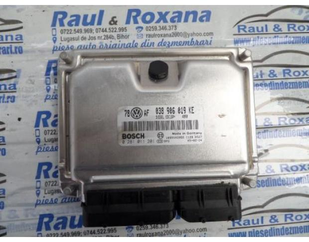 calculator motor vw passat  1.9tdi 038906019ke