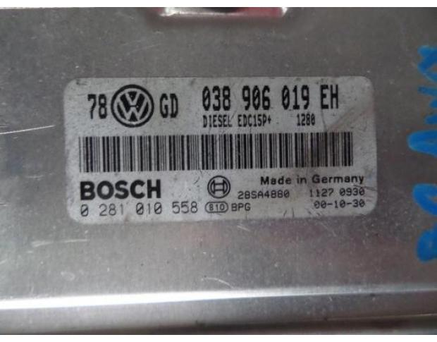 calculator motor vw passat 1.9tdi awx 038906019eh