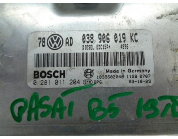 calculator motor vw passat b5 1.9tdi 038906019kc